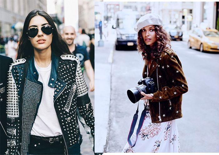 La compra de la semana: studded biker | Devil wears Zara