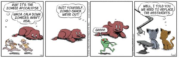 Dog Eat Doug - Zombies