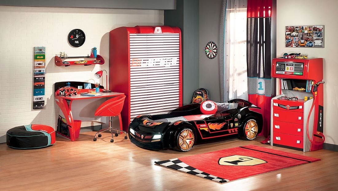 Charming Car Beds   Car Racing Theme Bedrooms   Theme Beds   Car Beds   Race Car  Beds   Cars   Transportation Theme   Construction Theme   Boys Bedroom  Ideas ... Design