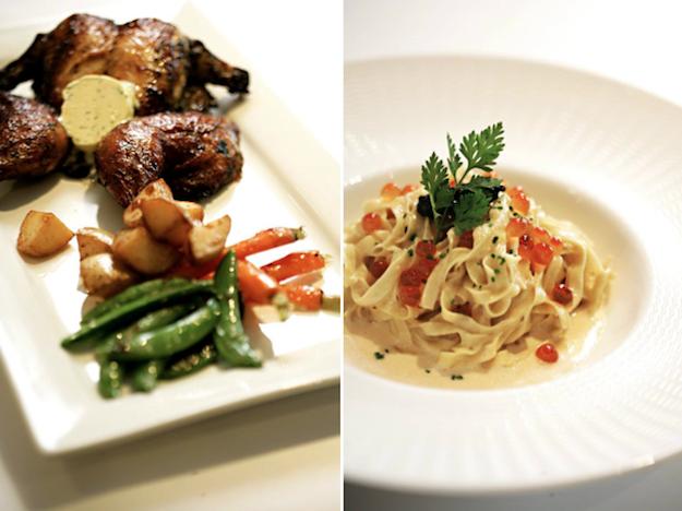 British Food     The Royal Mail Restaurant & Bar, Ascott Raffles Place, 2 Finlayson Green, Singapore 049247, p. 6509 3589, Mon-Fri 12-3pm & 630-11pm, Sat 630-11pm