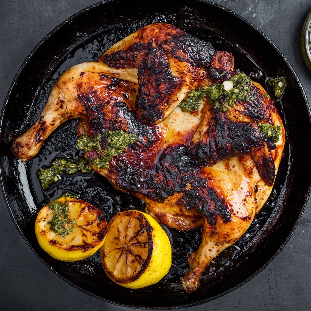5 Ways To Grill A Whole Chicken This Summer Grilled Chicken Recipes Island Chicken Recipe Oven Chicken