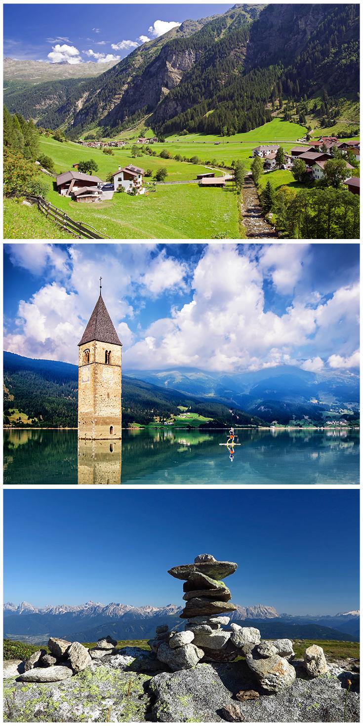 Singlereisen Tirol - Kurzreisen online buchen - zarell.com