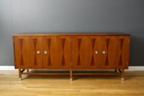 Vintage Mid-Century Sideboard by Stanley | Mid Century Modern ... on