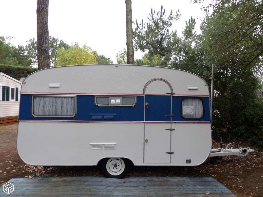 Les Plus Belles Caravanes De Forains wilk 1967 | camping, caravane