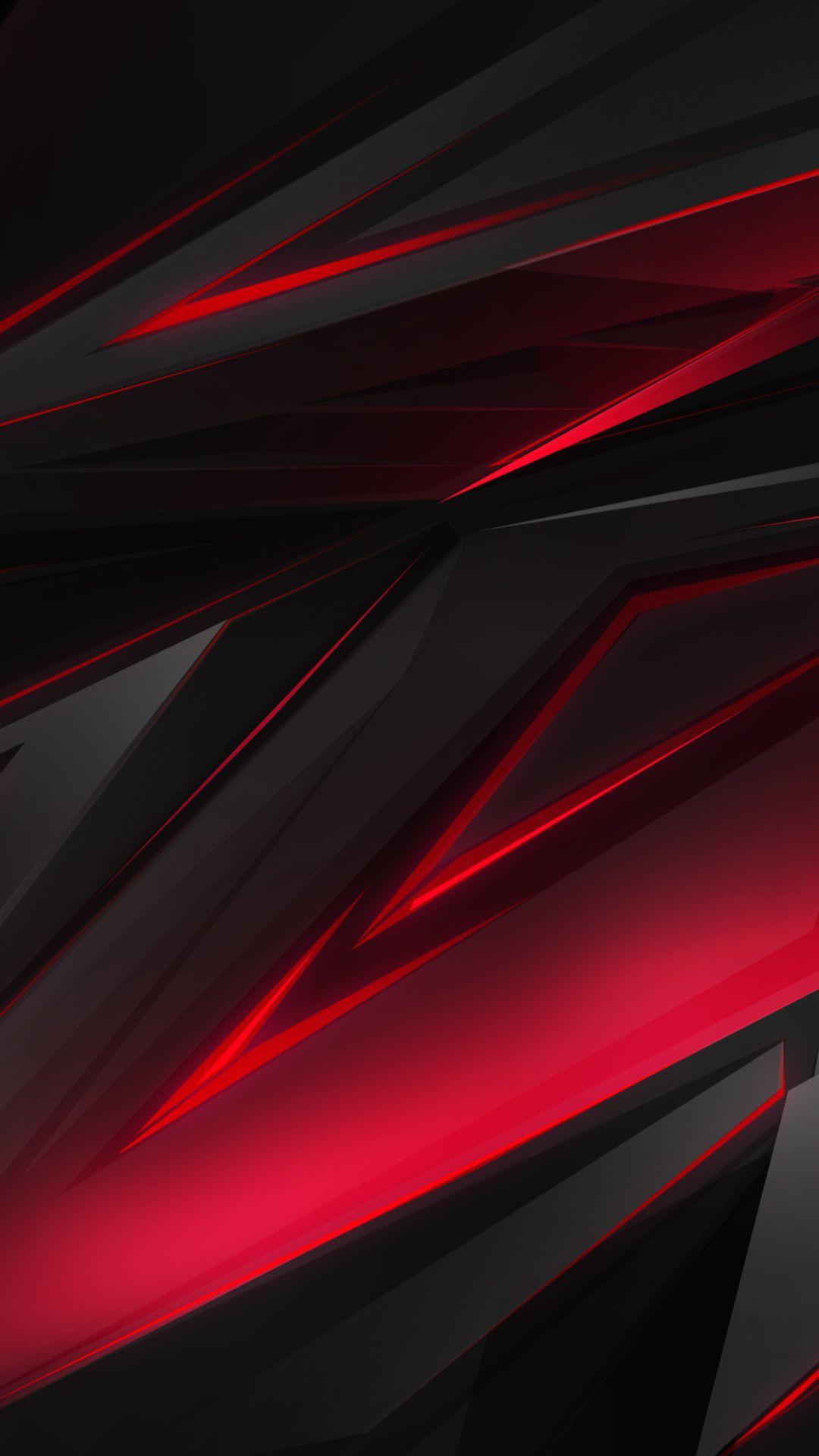 Polygonal Abstract Red Dark Iphone Xr Wallpaper In 2020 Cool Wallpapers For Phones Black Wallpaper Phone Wallpaper Design