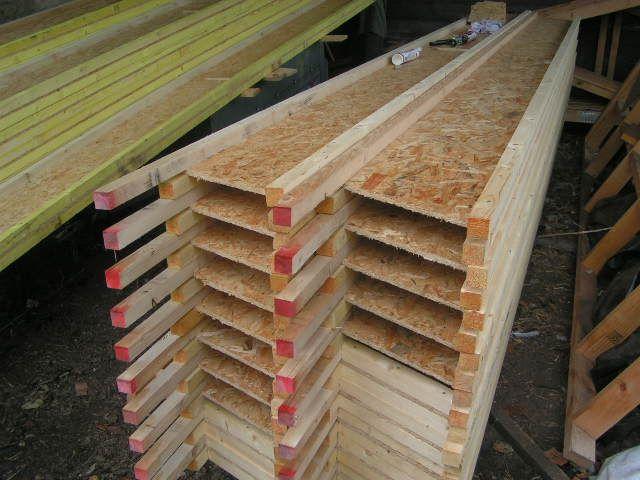 pict0154 poutre i autoconstruite maison construire pinterest poutres osb et pointes. Black Bedroom Furniture Sets. Home Design Ideas