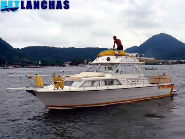 Lancha Carbrasmar 32