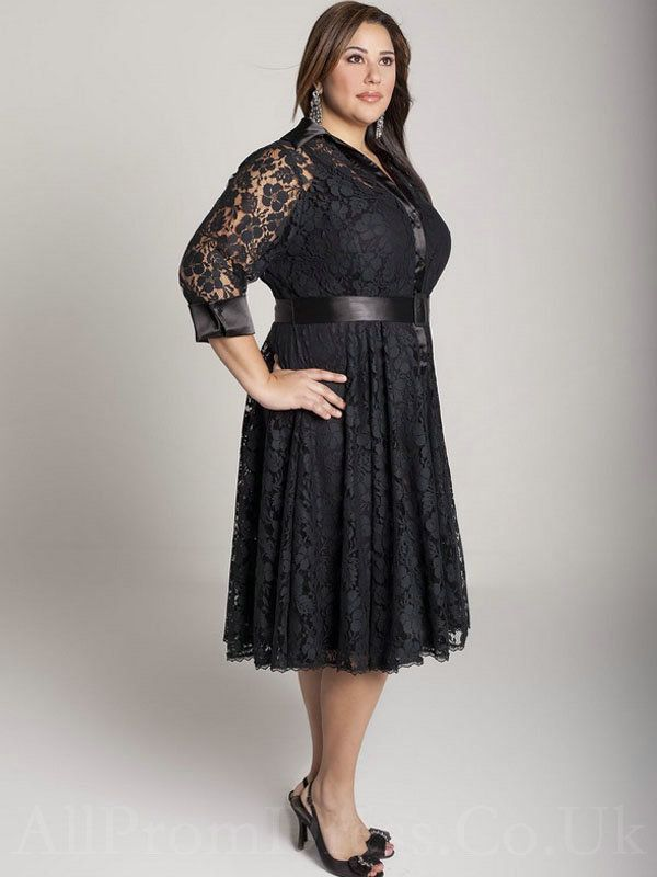 d1c6cee574b Plus Size Semi-Formal and Formal Outfit Ideas - Outfit Ideas HQ