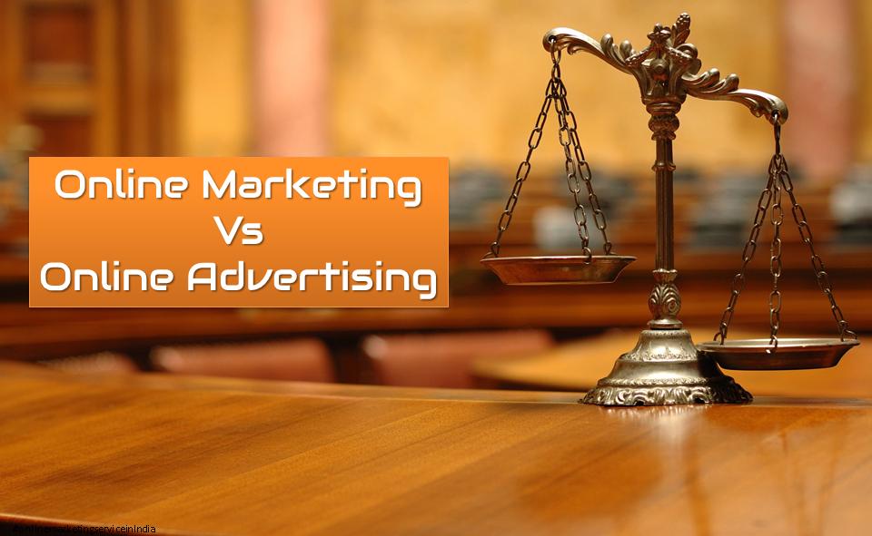 Online Marketing Online Advertising