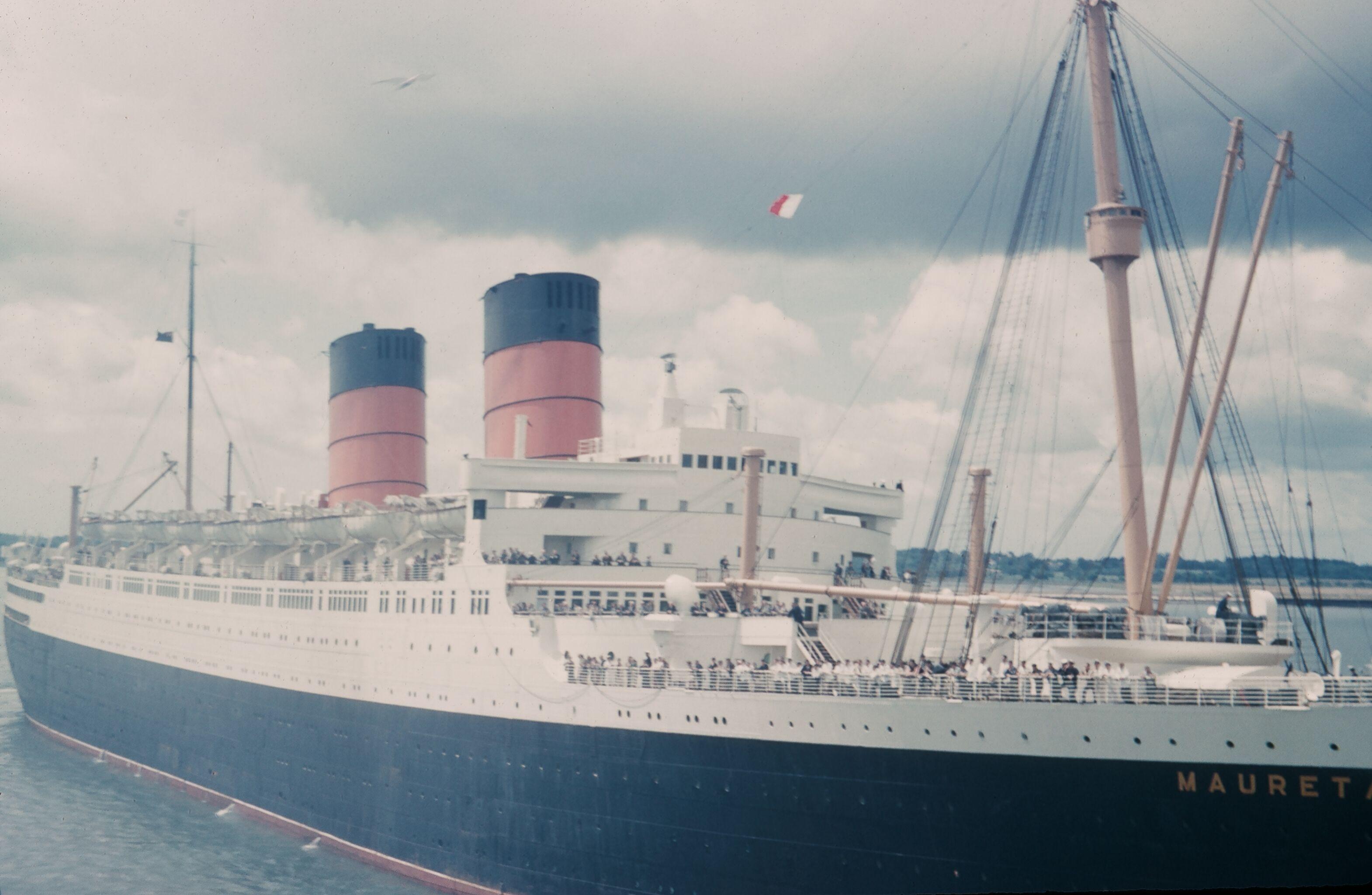 RMS Mauretania (II)