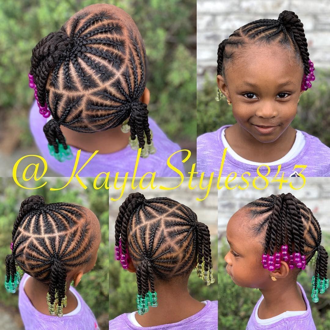 children's braids and beads dm
