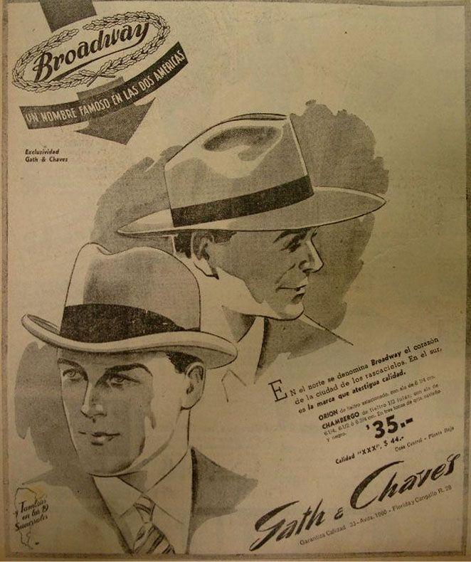 Después de tener el peinado como un casco estaba de moda el sombrero...