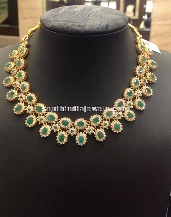 latest cz stone necklace designs necklace designs stone