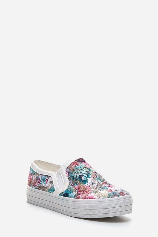 Buty Damskie Modne I Stylowe Letnie I Zimowe Obuwie Sequin Pl Slip On Sneaker Shoes Sneakers