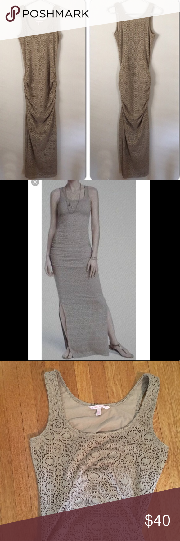 Vs Victoria S Secret Maxi Dress Maxi Tank Dress Victoria Secret Dress Secret Dress [ 1740 x 580 Pixel ]