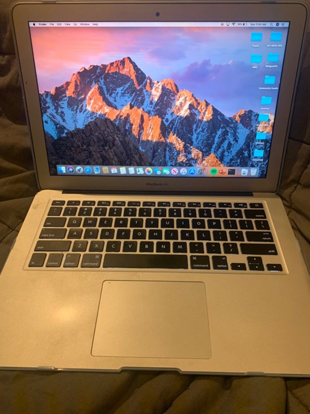 Macbook Air 13 In 2020 Apple Laptop Macbook Macbook Macbook Air 13