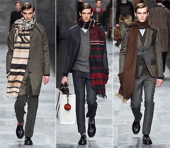 From Fendi. Which do you like: 1, 2 or 3?
