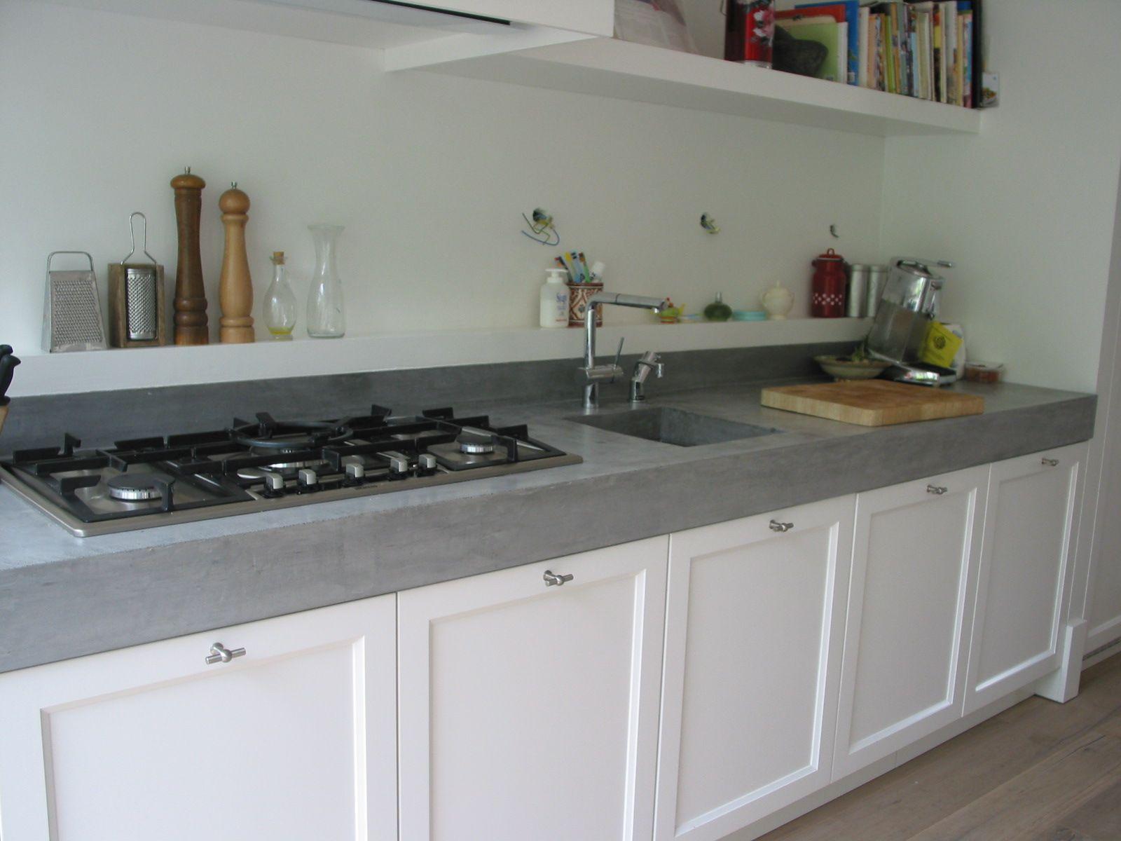 Extra Werkblad Keuken : Bloksma keukens extra diep werkblad