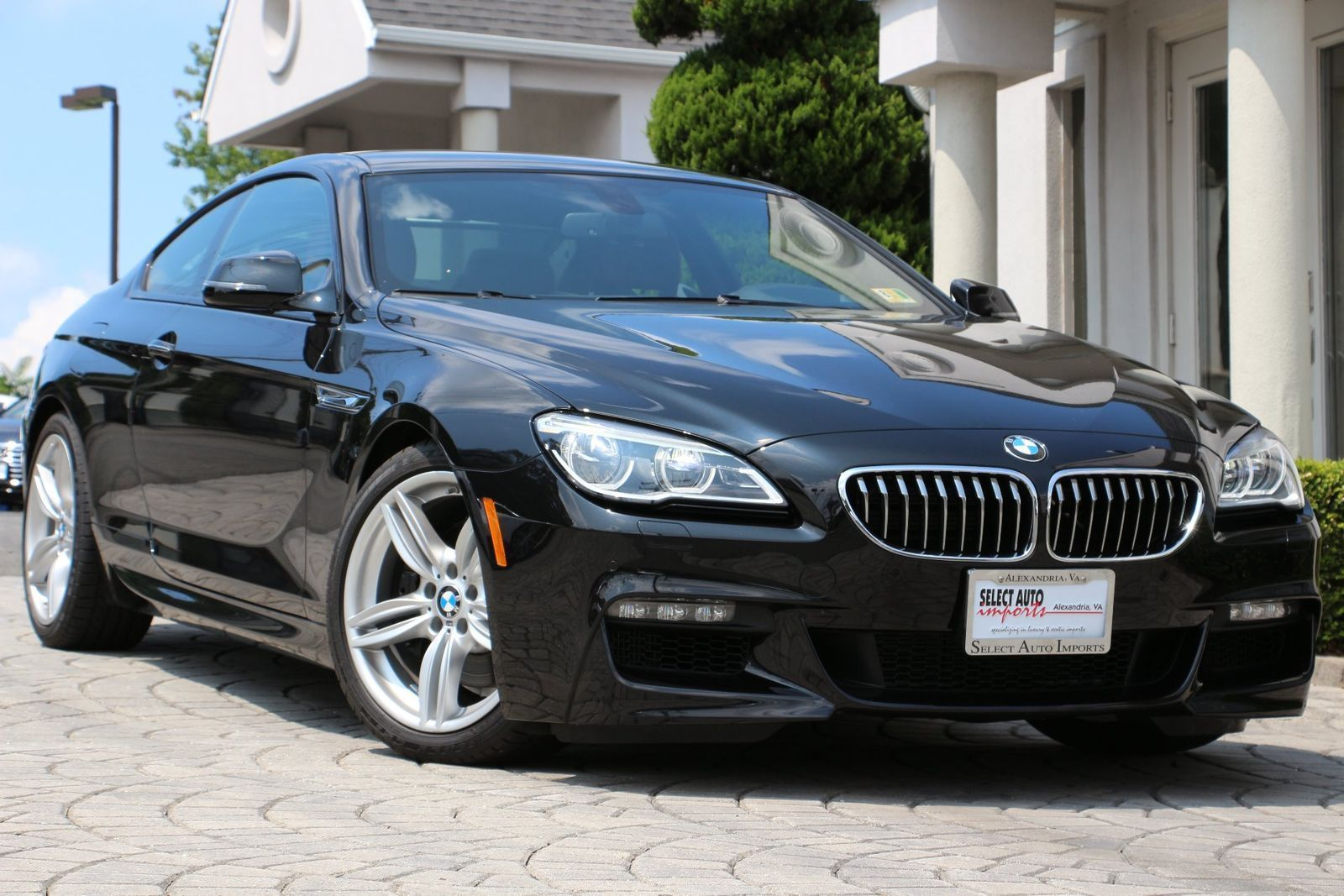 Bmw 6 Series 640i Xdrive Coupe M Sport Edition 2016 M Sport