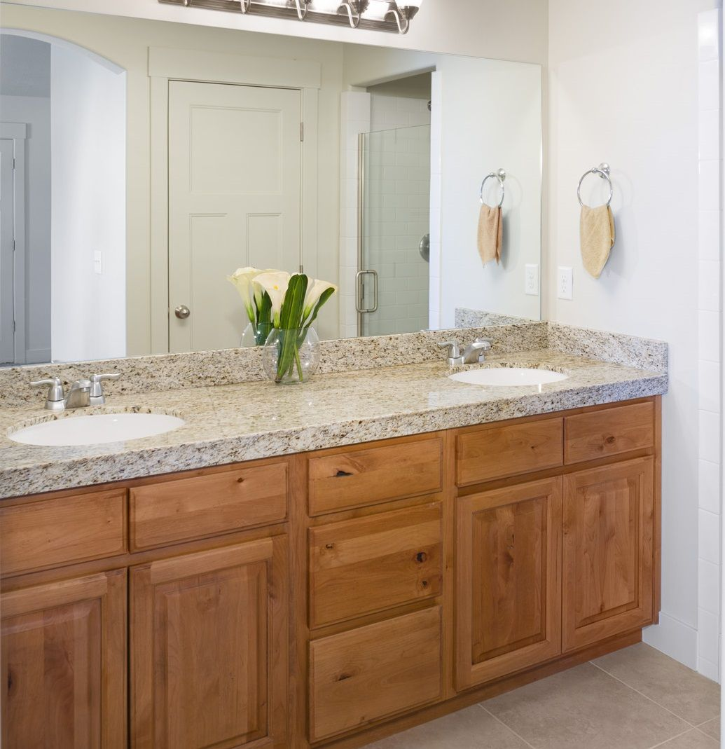 Wholesale Natural Stain Rta Kitchen Cabinets Custom Bathroom Cabinets Kitchen Cabinets Prices Custom Bathroom