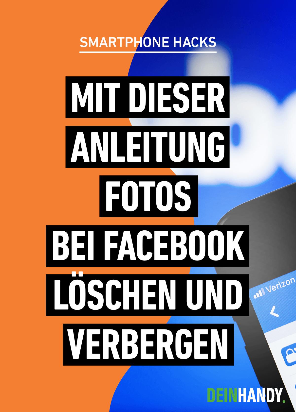 Löschen link facebook Facebook löschen: