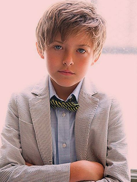 Coiffure Enfant Pour Petit Garcon Tendances Ete 2015