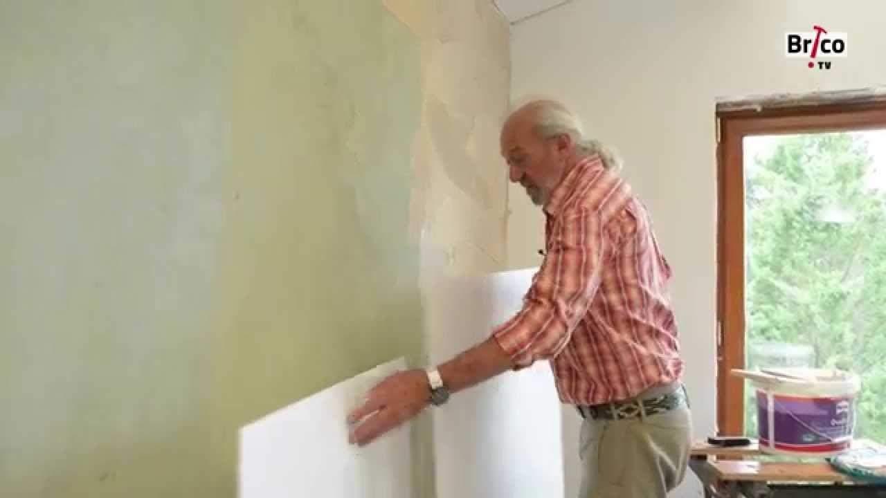 Poser De L Isolant Mince Bricolage Avec Robert Youtube Isolation Mur Isolant Mince Isolation