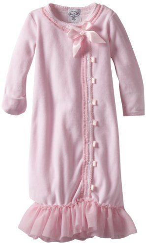 Mud Pie Baby-girls Newborn Velour Sleeper Gown, Pink, 0-6 Months Mud Pie,http://www.amazon.com/dp/B008JD42VS/ref=cm_sw_r_pi_dp_YTGPrb7B699E4AA0