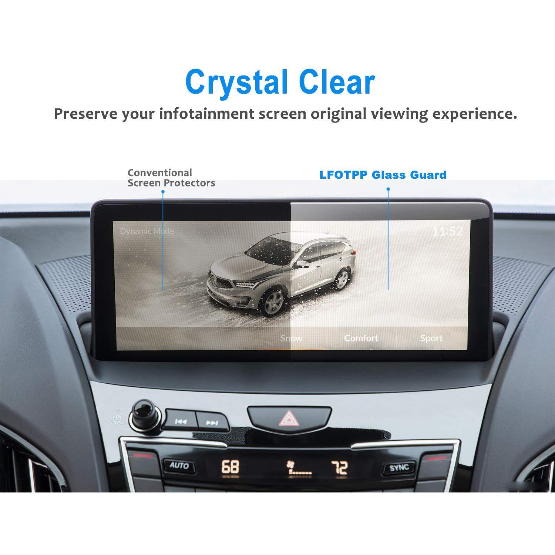 LFOTPP 2019 Acura RDX 10.2Inch Car Navigation Screen