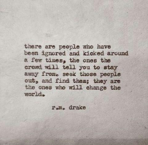 Those People R.M. Drake