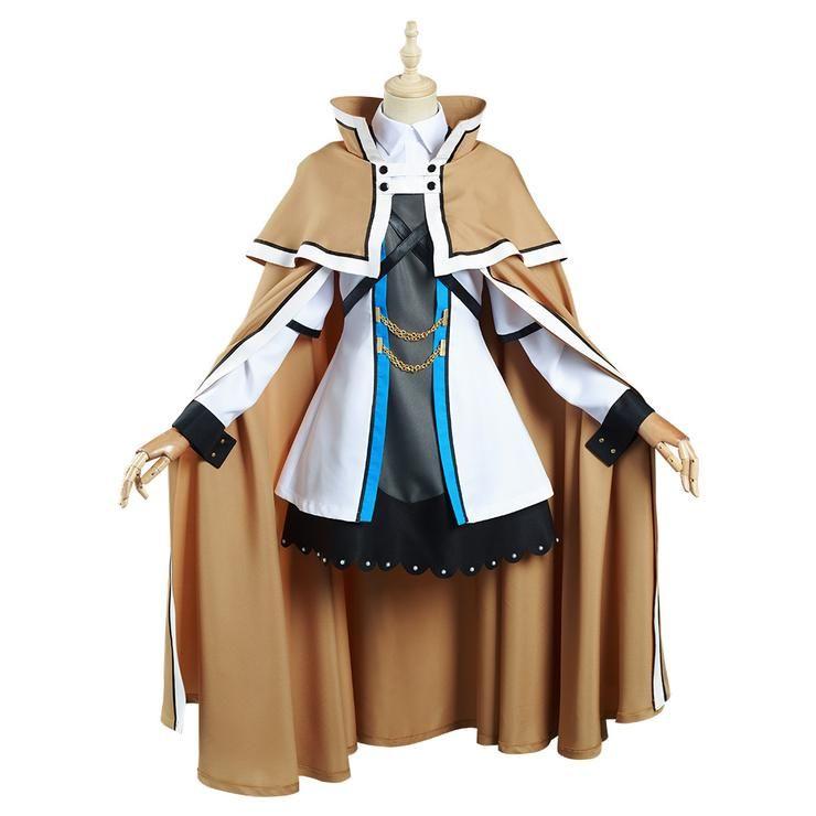 Mushoku Tensei Jobless Reincarnation Roxy Migurdia Dress Outfits Halloween Carnival Suit Cosplay Costume In 2021 Outfits Dress Outfits Halloween Outfits