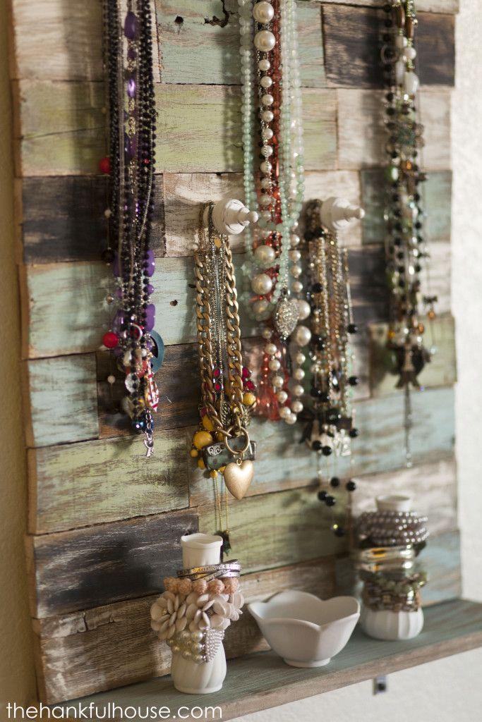 jewelry board 048 | DIY Home Decor | Pinterest