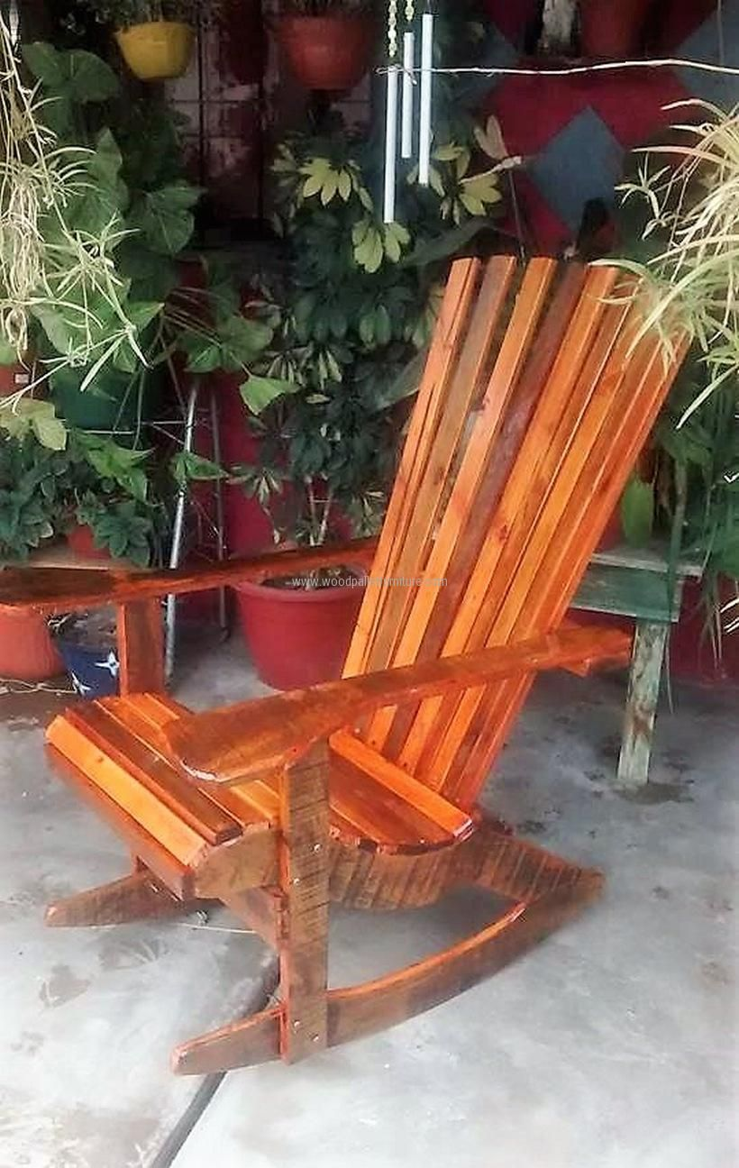 Fantastic Ideas For Pallet Wood Recreations