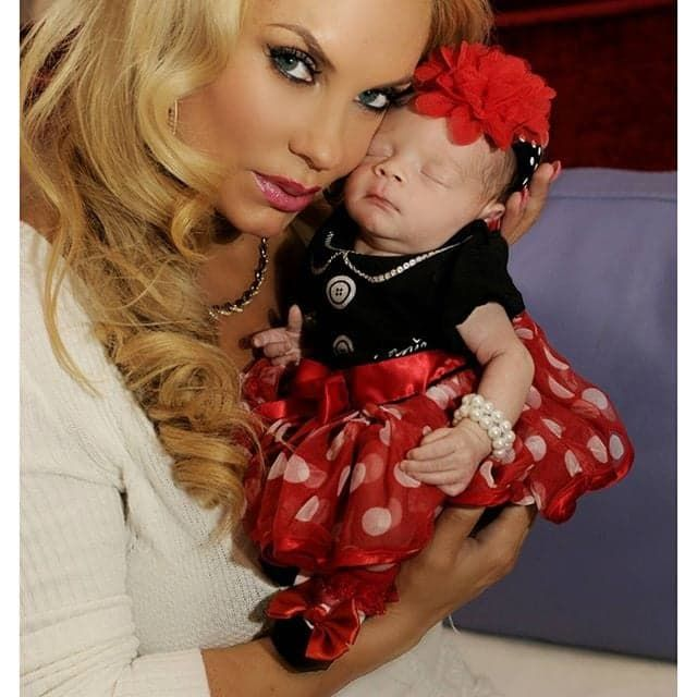 Coco Austin and Ice T the Most Precious Snaps of