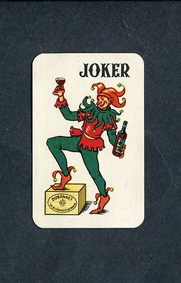Antiques Collectibles Joker Paper Collectibles Jokers