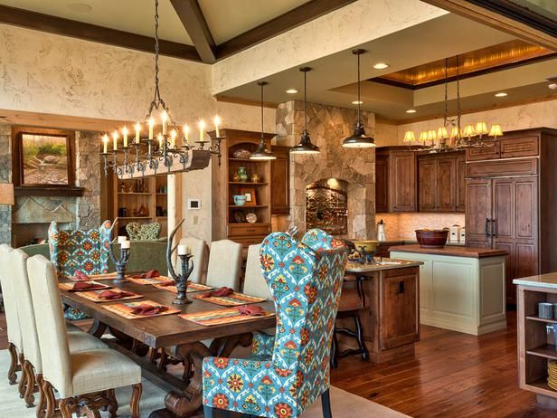 Pictures of Beautiful Kitchen Table Design Ideas From HGTV : Rooms : Home & Garden Television