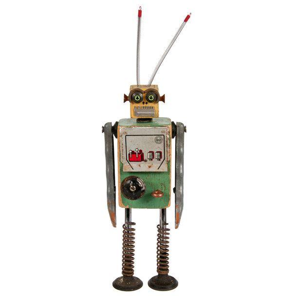 Kent Greenbaum Robot 872 Ding