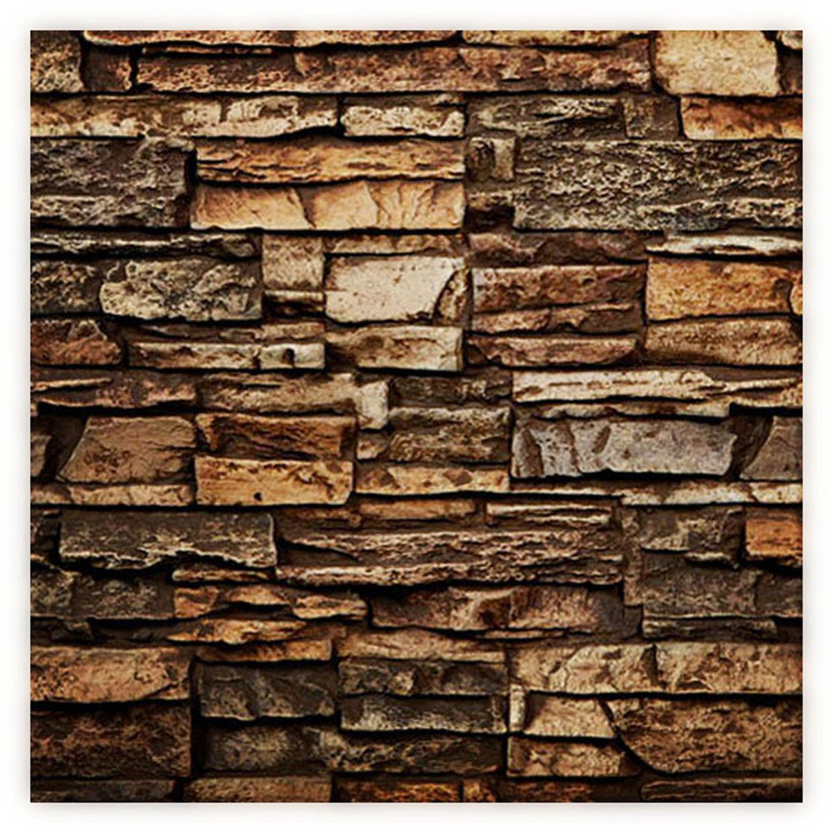 8 Inch W X 10 Inch H Stacked Endurathane Faux Stone Siding Panel Sample Geneva Stone Siding Panels Faux Stone Siding Stone Siding