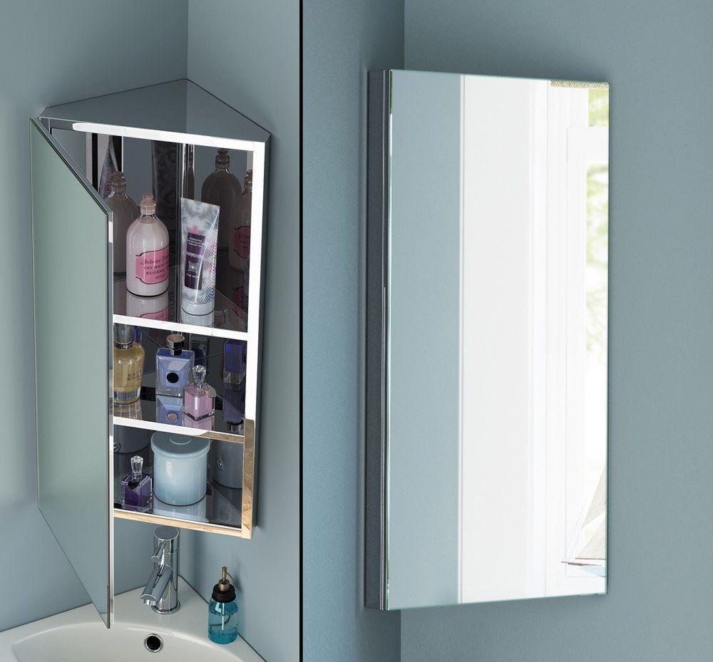 2019 Corner Mirror Cabinet for Bathroom - Best Interior Paint Brands ...