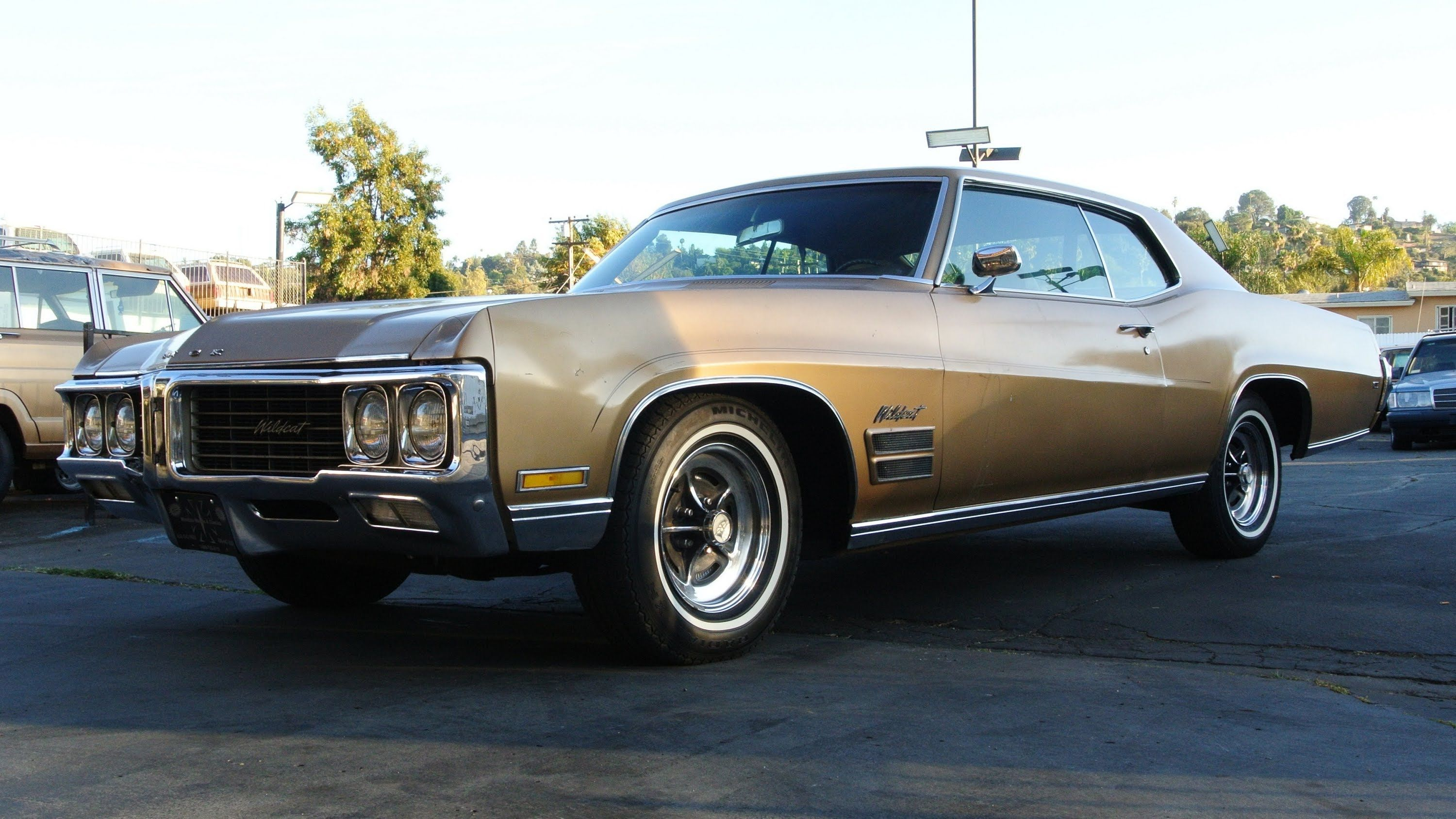 1970 Buick Wildcat 455 V8 Chevy Caprice / Impala Clean 350 Killer ...