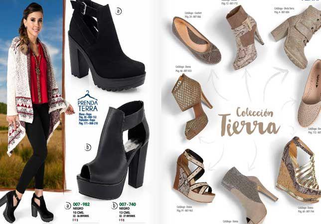 a74a0cb2 zapatos Mundo Terra catalogo | catalogos | Mundo terra, Ropa y ...
