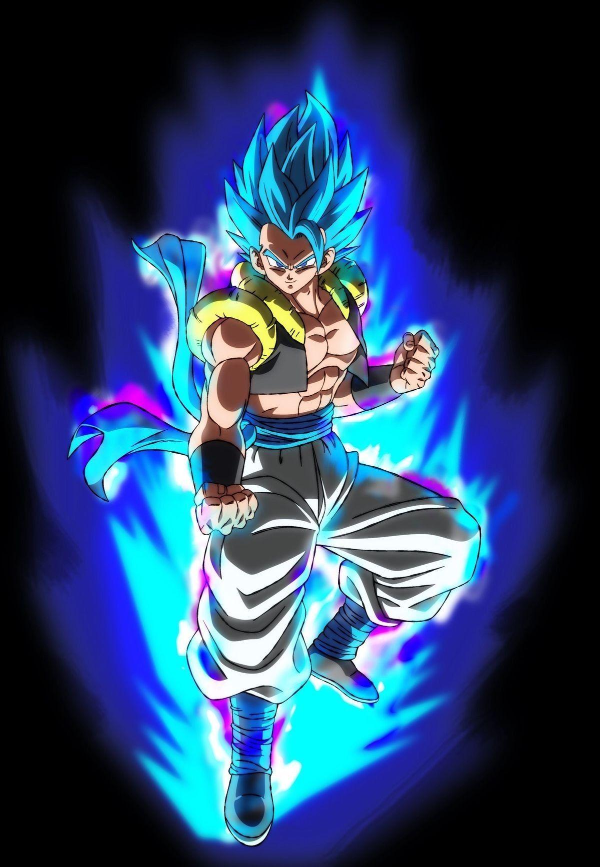 Ssb Gogeta Anime Dragon Ball Anime Dragon Ball Super Dragon Ball Artwork