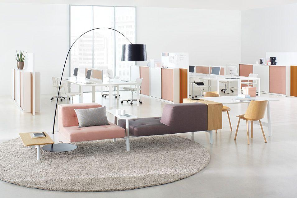 Möbelsysteme wohnzimmer ~ Büro und wohnzimmer verschmelzen mit ophelis docks design möbeln