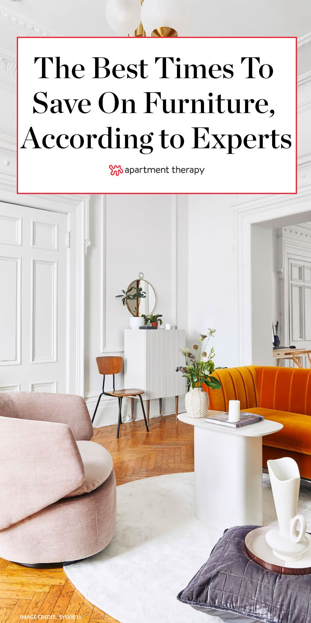 The Best Times To Buy Furniture According To Home Experts