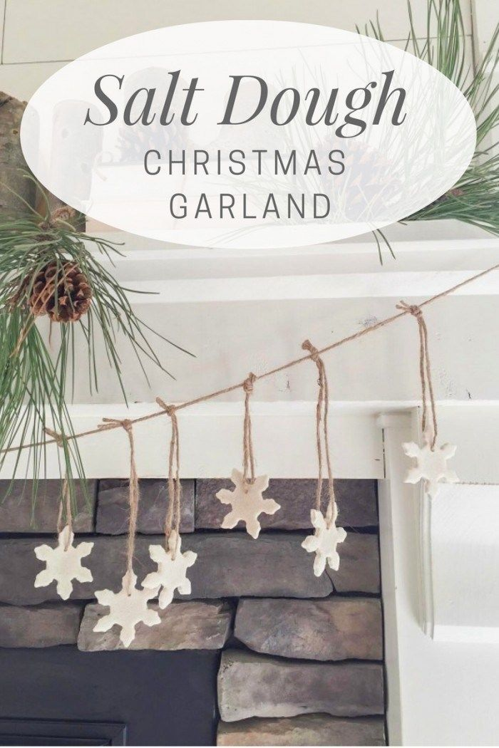 Salt Dough Christmas Ornaments You Can Use For Anything