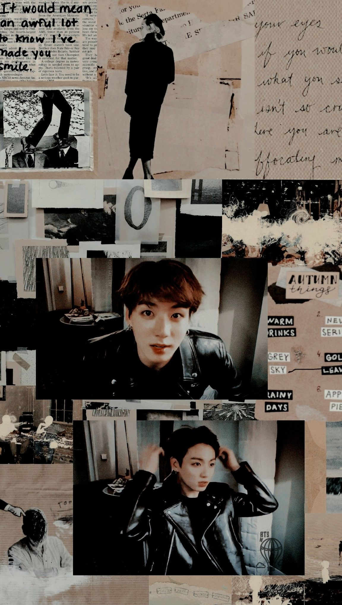 Jungkook Aesthetic Wallpaper Credits To Twitter Bangtanwpapers C Jungkook Wallpaper Kolase Wallpaper Lucu Dinding Gambar