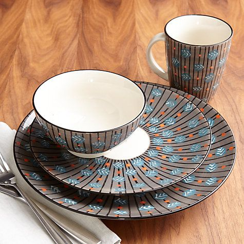 Buy west elm Potter's Workshop Dip Bowl, Taupe Online at johnlewis.com