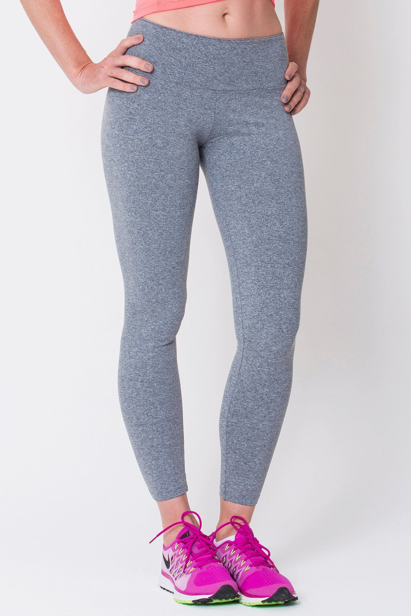 f781e2c1ec44a Heather Grey Active Legging | Products