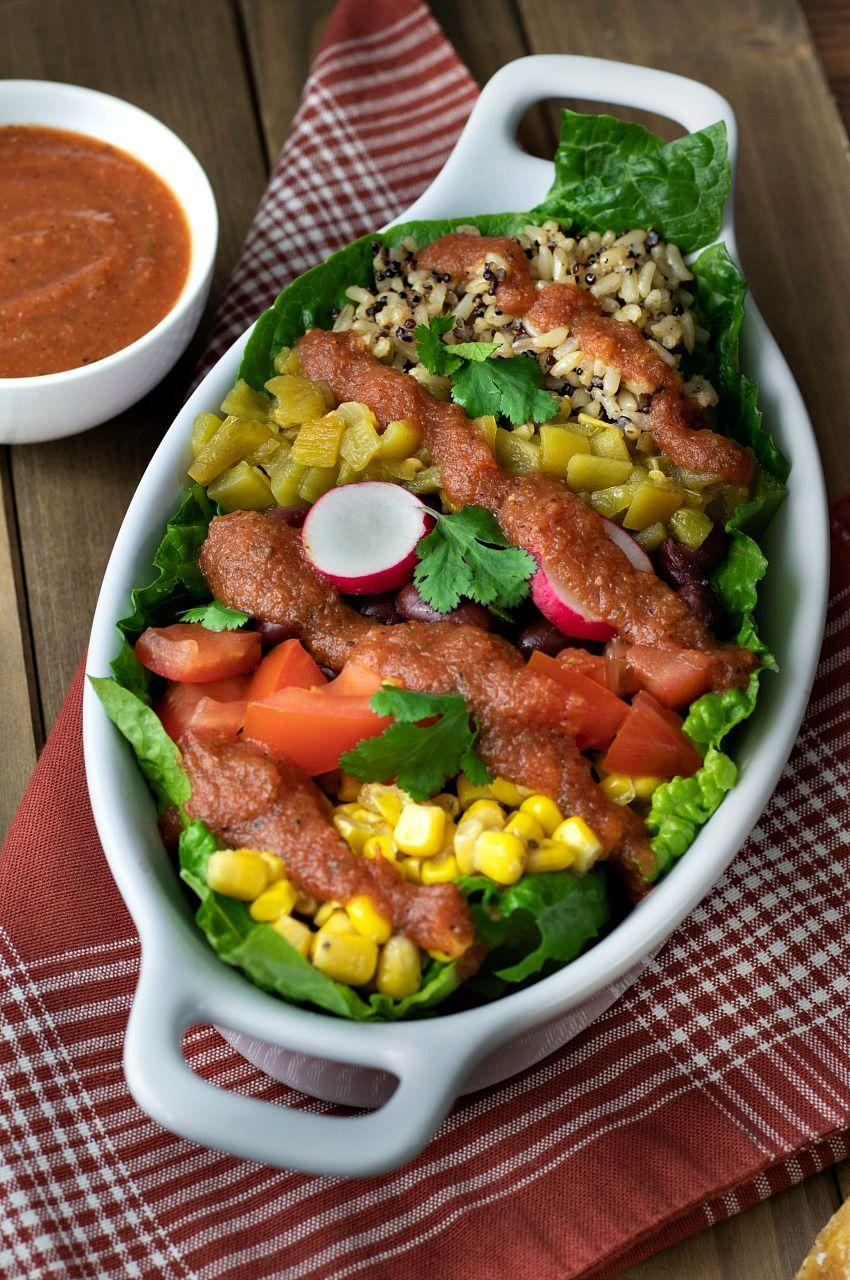 Vegan Ranchero Bowl