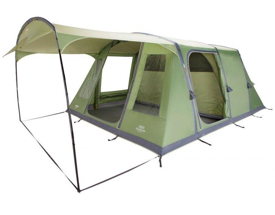 Vango Solaris 600 6 Person Airbeam Family Tent u0026 Footprint //c&ingtentslovers.  sc 1 st  Pinterest & Vango Solaris 600 6 Person Airbeam Family Tent u0026 Footprint http ...